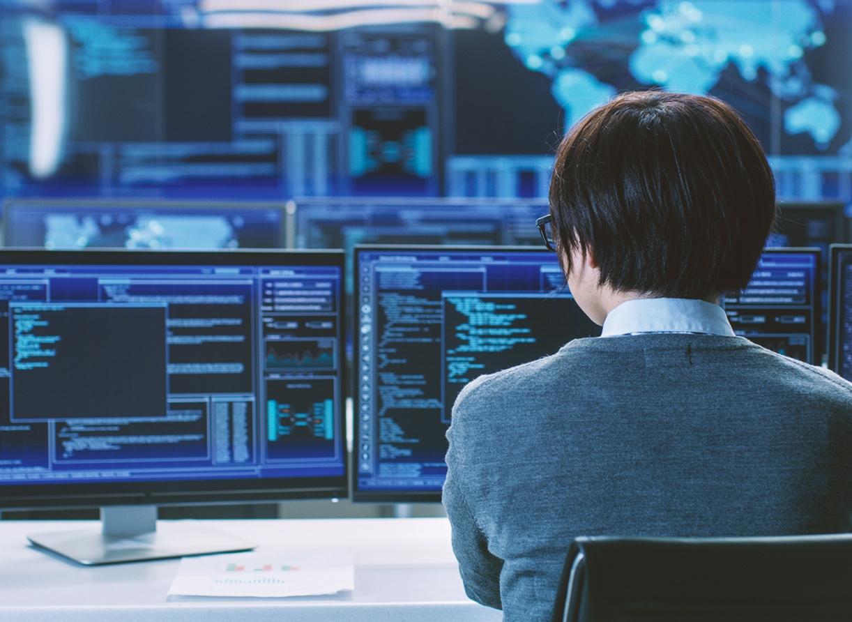 サーバー、ネットワーク保守管理