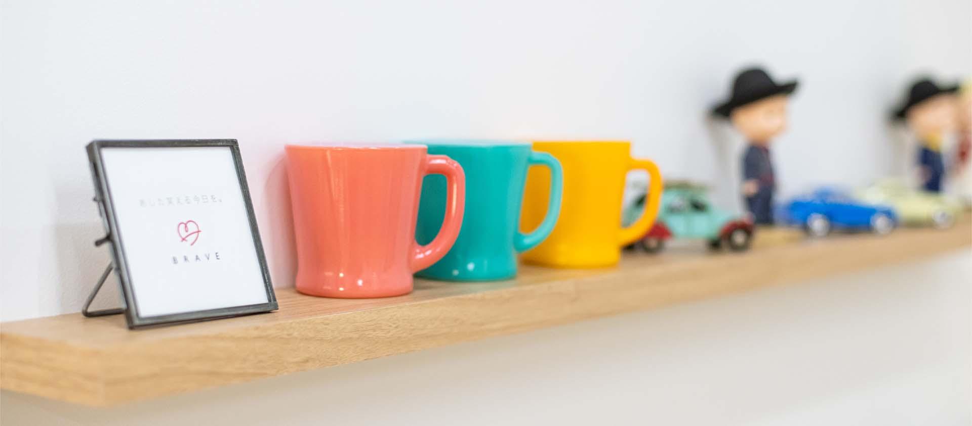 staff - 社員紹介